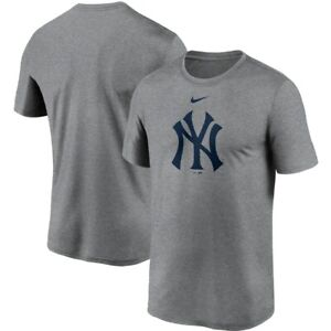 New York Yankees Baseball-MLB Team 2021 Champ Sport New T Shirt Black Cotton Tee