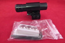 Red Laser Sight with Mount for 20mm Rails - Push Button on Rear