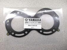 Genuine Yamaha V max 4 snowmobile head gasket XV750 89A-11181-01-00 NOS Vintage