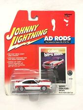 2001 Johnny Lightning Ad Rods 1978 Ford Mustang Cobra II New SEALED
