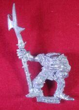 Warhammer Citadel 1987 Ruglud's blindado orcos: Trooper D