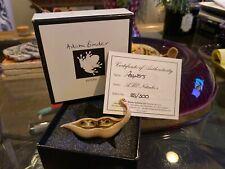 Adam Binder Pre Harmony Kingdom Artist Rare Frog Peapers 85/300