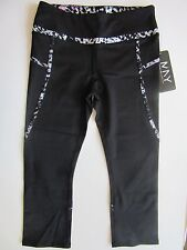 NEW YORK DESIGNER ANDREW MARC FITNESS LEGGINGS SIZE S NWT