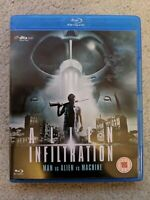 Alien Infiltration (Blu-ray, 2012)