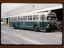 Original Slide Bus, Nycta 7144, Kodachrome 1993