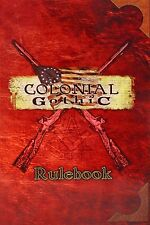 Colonial Gothic: Rulebook by Richard Iorio II - Paperback Book