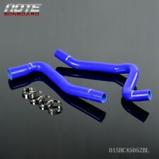 Silicone Radiator Coolant Hose Kit Fit For Chevy Corvette V8 57l50l 77 82 Fits Chevrolet