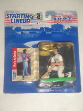 1997 MARK McGWIRE OAKLAND ATHLETICS STARTING LINEUP BASEBALL ACTION FIGURE MLB