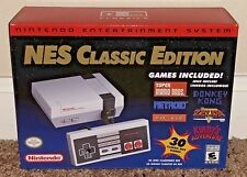 NINTENDO NES CLASSIC EDITION GAME CONSOLE DISCONTINUED & SOLD OUT !!!