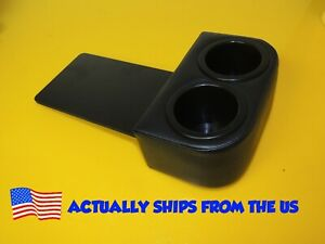 Custom Dual Cup Holder Ashtray Insert For 1973 - 1979 Ford F-100 F-350 Truck