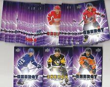 19/20 Upper Deck 1 Pure Energy #20 Auston Matthews - Toronto Maple Leafs