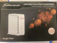 Single Pack airi By Frontier Secure Air 4920 802.11AC 1600Mbps Smart Mesh Wi-Fi