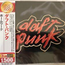 """Daft Punk - """"Homework"""" (CD), 2005 TOCP-53579 / Japan"""