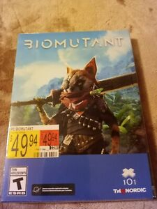 Biomutant - PC - Brand New - Factory Sealed - Unopened video game