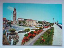 CAORLE passeggiata Campanile Venezia vecchia cartolina
