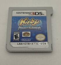 Kirby Planet Robobot Nintendo 3Ds Cart Only Authentic Tested