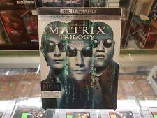 4K Blu Ray - Matrix Trilogy - SEALED