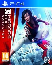 MIRROR'S EDGE CATALYST PS4 SONY PLAYSTATION 4 NUOVO SIGILLATO ITALIANO