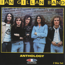 Ian Gillan Band - Anthology (2009) (Angel Air Records - SJPCD284) (CD & DVD)
