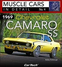 1969 Chevrolet Camaro SS: Muscle Cars In Detail No. 4, Kimbrough, Bobby  Book