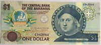 BAHAMAS - 1 DOLLAR (1992) - Billet de banque NEUF