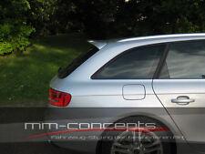 Dachspoiler für Audi A4 S4 RS4 Avant Kombi Typ B8 / 8K Dach Spoiler Heck S-Line