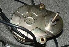 120VAC  15RPM/18RPM geared AC motor CW/CCW