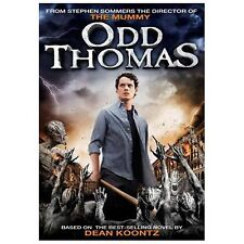 Odd Thomas (DVD, 2014) Anton Yelchin/Willem Dafoe/Patton Oswalt!