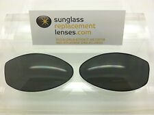 Arnette Swinger 250 Non-Raised Logo Replacement Lenses Black/Grey Non Polarized