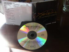 "JIMI HENDRIX ""West Coast Seattle Boy"" US RADIO PROMO CD"