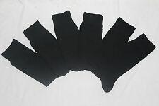 Bulk 12 Pairs Black Business Socks