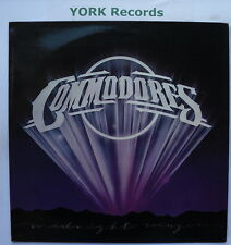 COMMODORES - Midnight Magic - Excellent Condition LP Record Motown IM-46010