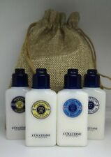 NEW L'Occitane Women's Shea Body & Hair Travel Gift