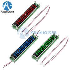 0.1-60MHz 20MHz ~ 2.4GHz RF Señal Contador de frecuencia Cymometer Tester Pantalla Led