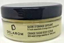 Delarom Spa At Home Orange Sugar Body Scrub 150ml
