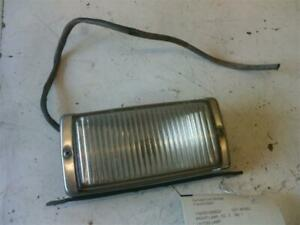 Left Drivers Side Fog Light 1977 MERCEDES-Benz 450 OEM