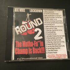 DJ Big Mike Round 2 The Champ is Back! NYC Hip Hop Mixtape MIX CD - Buy3Get1FREE