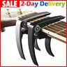 Guitar 2 Capo Pack Nordic Essentials Guitars Ukulele Bass Metal Aluminum 1.2 oz