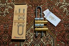 Rack style descender with breaking bars - Stainless & Aluminum alloy bars