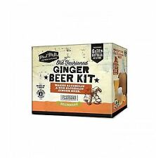 Mad Millie Old Fashioned Ginger Beer Kit No Artificial Flavor