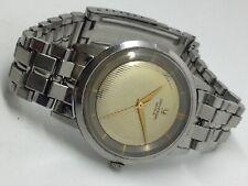 Vintage Universal Geneve Watch Tapestry Dial Orginal Bracelet Mechanical