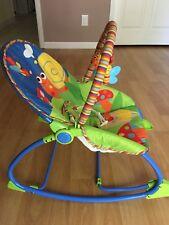 Fisher-Price Infant-to-Toddler Rocker, Snail