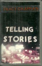 CASSETTE AUDIO - TRACY CHAPMAN : TELLING STORIES / K7 - TAPE