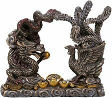 Pacific Giftware Feng Shui Dragon and Phoenix Celestial Perfect Couple...