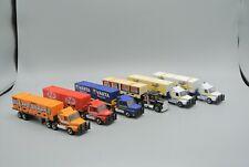 Matchbox Diecast Truck Lot of 6 Breakaway Kit Kat Varta Uniroyal Wall's 1985 EX!
