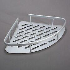 Bathroom Shower Organizer Storage Shelf Rack Container Triangle Single Layer