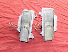 80 81 82 83 Cadillac Seville Bustleback Backup Back Up Lights, Pair