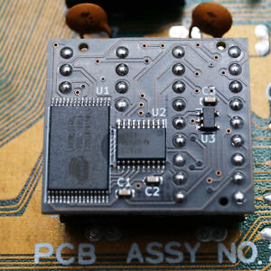 SRAM Memory Replacement for Commodore 64 Assy 250466 and 250469