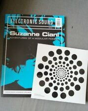 """Electronic Sound magazine - Issue 66 - Suzanne Ciani - With 7""""  Single"""
