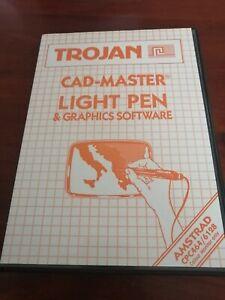 Cadmaster Light Pen - Amstrad CPC/Schneider Trojan